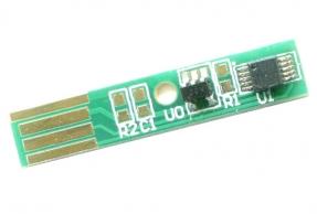 Reset-Chip für Toner Cyan komp. für Xerox Phaser 6500, 6505