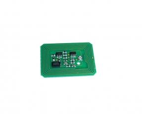 Reset-Chip für Toner Cyan komp. für OKI MC851, MC861