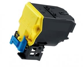 Toner Yellow HY kompatibel für Epson Aculaser C3900, CX37