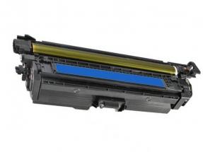 Toner Cyan kompatibel für HP Color LaserJet CP5520, CP5525 - CE271A