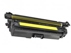 Toner Yellow kompatibel für HP Color LaserJet CP5520, CP5525 - CE272A