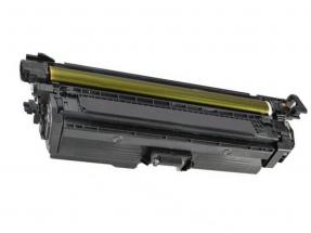 Toner Schwarz kompatibel für HP Color LaserJet Enterprise M680, CF320X , 653X