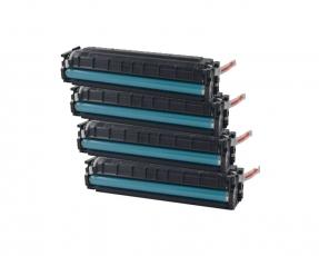 Toner Spar-Set-4 kompatibel für HP Color LaserJet  Pro M254, Pro MFP M280, 203X