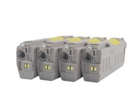 Toner Spar-Set-4 kompatibel für OKI ES5432, ES5442, ES5463, ES5473