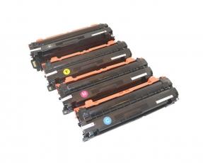 Toner Spar-Set-4 kompatibel für  Samsung C3010, C3060 - CLT-503L