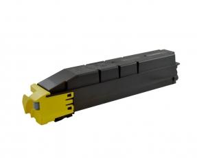 Toner Yellow kompatibel für Kyocera TK-8600Y, 1T02MNANL0