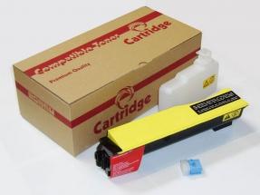 Toner Yellow HY kompatibel für Kyocera FS-C5100, TK-540Y