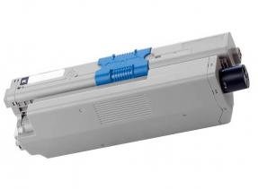 Toner Schwarz kompatibel für OKI ES3451, ES5430, ES5461