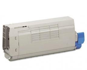 Toner Cyan kompatibel für OKI ES7470, ES7480