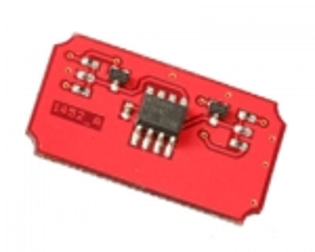 Reset-Chip für Toner Cyan komp. für Samsung CLP-610, CLP-660