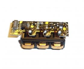 Reset-Chip für Toner Yellow mit Gehäuse komp. für CLP-500, 510, Xerox 6100