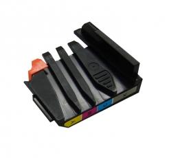 Resttonerbehälter kompatibel für Samsung CLP-360, CLT-406, CLT-404