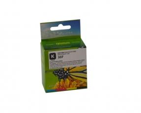 Tintenpatrone Schwarz kompatibel für HP 337, C9364EE, 420 Seiten