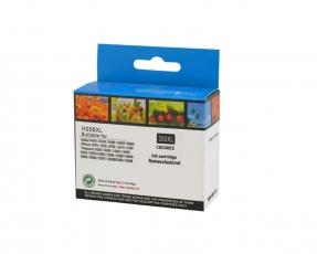 Tintenpatrone Schwarz kompatibel für HP 350 XL, CB336EE