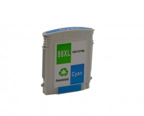 Tintenpatrone Cyan kompatibel für HP 88XL