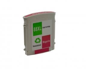 Tintenpatrone Magenta kompatibel für HP 88XL
