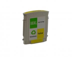 Tintenpatrone Yellow kompatibel für HP 88XL