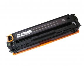 Toner Schwarz kompatibel für HP Color LaserJet CE320A