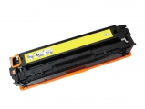 Toner Yellow kompatibel für HP Color LaserJet CE322A