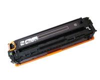 Toner Schwarz kompatibel für HP LaserJet CC530A