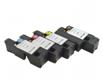 Toner Spar-Set-4 kompatibel für DELL 1250, 1350, 1355