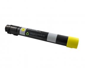 Toner Yellow kompatibel für Lexmark X950, X950X2YG