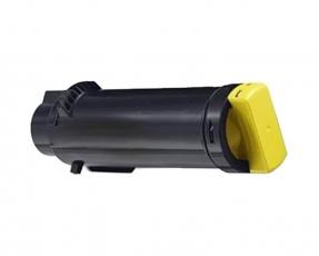 Toner Yellow kompatibel für Dell H625, H825, S2825
