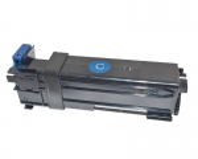 Toner Cyan kompatibel für Xerox Phaser 6128 MFP