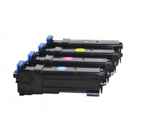 Toner Spar-Set-4 hohe Kapazität kompatibel für DELL 2130, 2135