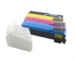 Toner Spar-Set-4 kompatibel für Kyocera FS-C5300, FS-C5350, TK-560K