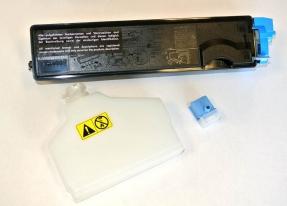 Kompatibel zu Kyocera FS-C5016, TK-500C Toner Cyan HY