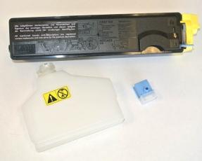 Kompatibel zu Kyocera FS-C5016, TK-500Y, 370PD3KW Toner Gelb HY