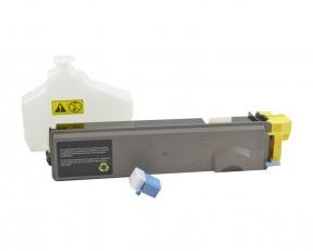 Toner Yellow hohe Kapazität kompatibel für Kyocera TK-510Y