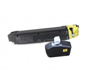 Toner Yellow kompatibel für Kyocera TK-5140Y