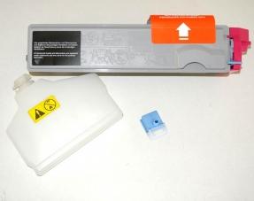 Toner Magenta hohe Kapazität kompatibel für Kyocera TK-520M