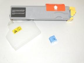 Toner Yellow hohe Kapazität kompatibel für Kyocera TK-520Y