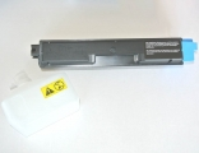 Toner Cyan kompatibel für Kyocera TK-5135C