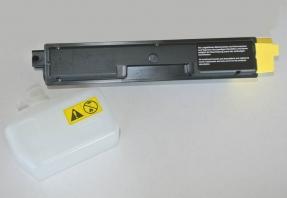 Toner Yellow kompatibel für Kyocera TK-5135Y