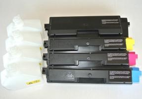 Toner Spar-Set-4 kompatibel für Kyocera TK-5135