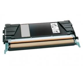 Toner Schwarz kompatibel für Lexmark C522, C524, C530, C532, C534 XXL