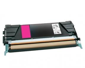Toner Magenta kompatibel für Lexmark C522, C524, C530, C532, C534 XXL