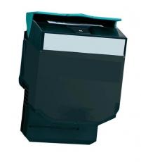 Toner Schwarz HY kompatibel für Lexmark C544, C546, X544, X546
