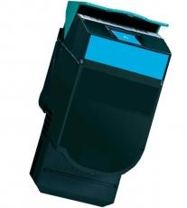 Toner Cyan HY kompatibel für Lexmark C544, C546, X544, X546