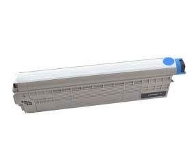 Toner Cyan kompatibel für OKI C823, C833, C843