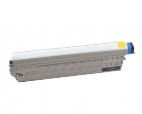 Toner Yellow kompatibel für OKI C831, C841