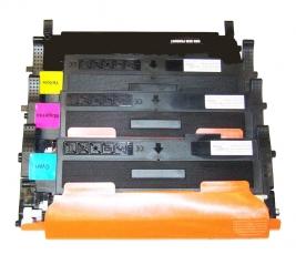 Kompatibel mit Samsung CLP-320, CLP-325, CLT-4072, Toner Multipack Set 4 CMYBK