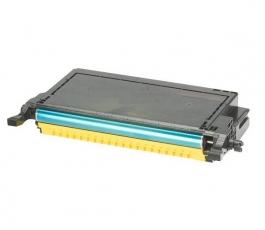 Toner Yellow kompatibel für Samsung CLP-620, 670 – CLT-Y5082S