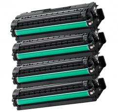 Toner Spar-Set-4 kompatibel für Samsung CLP-680, CLX-6260 - CLT-506L