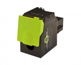 Toner Schwarz kompatibel für Lexmark CS417, CS517, CX417, CX517 mit hoher Reichweite
